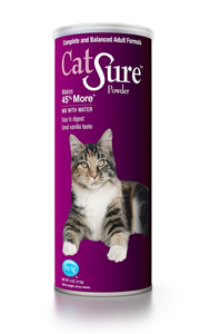 Catsure Powder 4 oz By Pet Ag