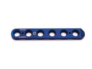 PAX-27mm-Locking-Limited-Contact-Straight-Plate-5-Hole-Titanium